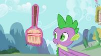 Spike sees broom S2E10
