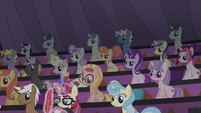 Starlight Glimmer in Twilight's audience S5E25