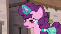 Sugar Belle exhausted -it's no big deal- S7E8