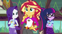 "Sunset Shimmer ""I haven't"" EG4"