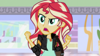 Sunset Shimmer -gonna be thrown at us- EGS3
