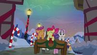 The CMC in a cart S06E08