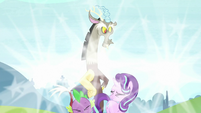 Three Discords become one again S8E15