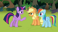Twilight -I'm picking the next activity- S8E9