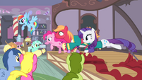 Twilight and friends go after Fluttershy S4E14