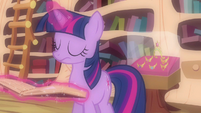 Twilight nothing here S3E13