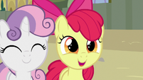 "Apple Bloom ""you'll love it!"" S8E6"