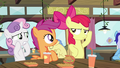 Apple Bloom making a pose S4E15.png