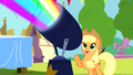 Applejack and rainbow floodlight S4E12.png