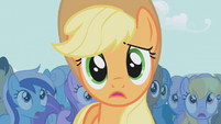 Applejack gorgeous S01E06