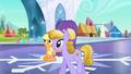 Applejack hiding crystal S3E2.png