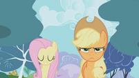 Applejack upset S01E04