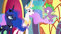 "Celestia ""creatures will lose their magic"" S8E25.png"