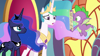 "Celestia ""creatures will lose their magic"" S8E25"