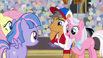 """Clear Sky """"even sportsponies agree"""" S9E6"""