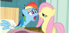 Dash about to scream S2E16