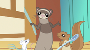 Ferret eh why not S3E13