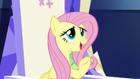 "Fluttershy ""wanted to leave room for all of you"" S7E14"