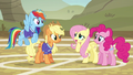"""Fluttershy """"we're too afraid of letting ponies down"""" S6E18.png"""