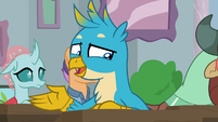 Gallus -never ever, ever, ever get homework!- S8E21