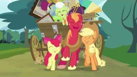 MLP FiM Music Apples to the Core HD