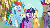 Main ponies more shocked than ever S8E18