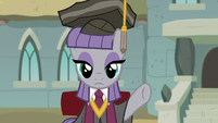 Maud Pie waving at Boulder S7E4