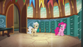Mayor Mare walking and looking around S5E19.png