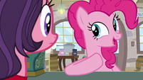"Pinkie Pie ""very important ingredients"" S8E3"