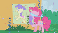 Pinkie playing Pin the Tail on the Pony S1E03.png