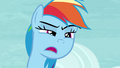 "Rainbow ""Was that a yawn I just saw?"" S5E5.png"