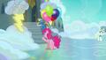 Rainbow Dash enters the Wonderbolts barracks S7E23.png