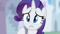 "Rarity ""Fancypants?"" S2E9"