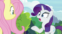 "Rarity ""I just don't have the time"" S8E4"
