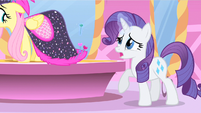 Rarity so nervous S1E20