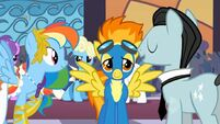 S01E26 Rainbow podchodzi do Spitfire