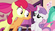 Scootaloo and Apple Bloom 'No!' 2 S3E4