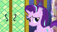 Starlight thanks Spike for his help S6E1