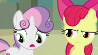 "Sweetie Belle ""and we let him down"" S8E6"