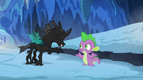 Thorax --if only that were true-- S6E16