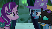 """Trixie """"absolutely ridiculous that that worked"""" S6E26"""