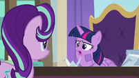 """Twilight """"how many fittings are there gonna be?"""" S9E20"""
