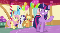 Twilight -What are we gonna do-- S5E11