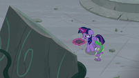 "Twilight Sparkle ""I suppose it was a long shot"" S7E25"