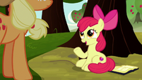 "Apple Bloom ""I'd learn to be better"" S8E12"