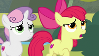 "Apple Bloom ""having such a hard time"" S8E6"