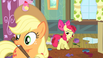 "Apple Bloom ""this was kind of your fault"" S4E17"