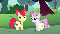 Apple Bloom --the Apples usually do-- S6E14