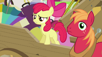 Apple Bloom -isn't that it on your head- S4E09