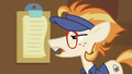 """Attendant Pony """"a group of griffons set the record"""" S7E2.png"""